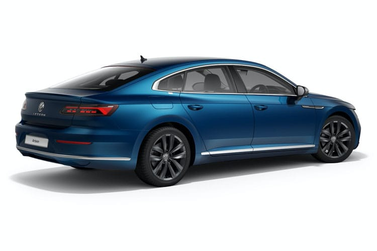 Volkswagen Arteon Fastback 5Dr 2.0 TDI 150PS R-Line 5Dr DSG [Start Stop] back view