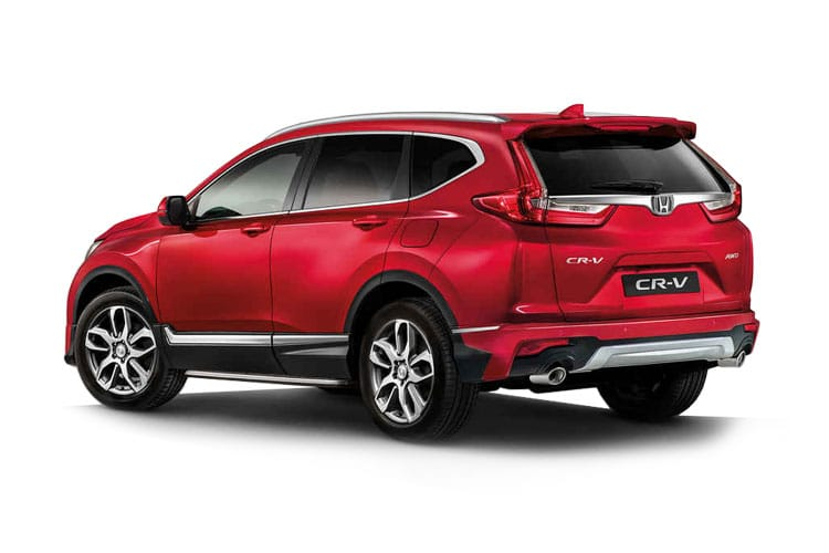 Honda CR-V SUV 2WD 2.0 h i-MMD 184PS SE 5Dr eCVT [Start Stop] back view