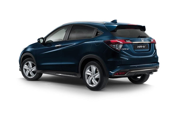 Honda HR-V SUV 5Dr 1.6 i-DTEC 120PS SE 5Dr Manual [Start Stop] back view