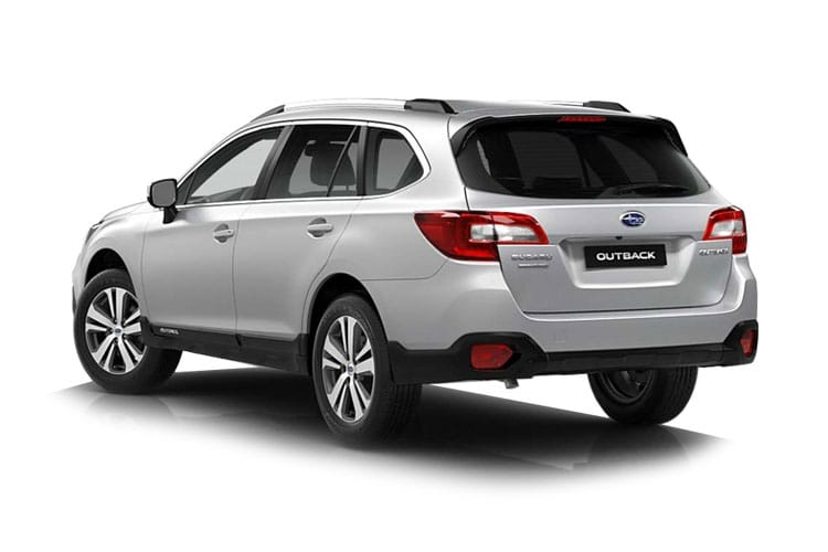 Subaru Outback 5Dr 4WD 2.5 i 175PS SE Premium 5Dr Lineartronic [Start Stop] back view
