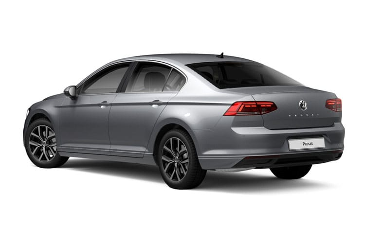 Volkswagen Passat Saloon 1.5 TSI EVO 150PS SEL 4Dr Manual [Start Stop] back view