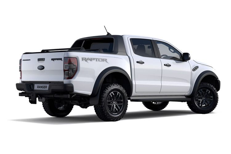 Ford Ranger PickUp Double Cab 4wd 3.2 TDCi 4WD 200PS Wildtrak Pickup Double Cab Manual [Start Stop] back view