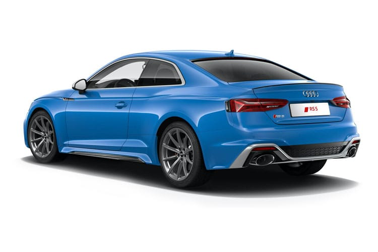 Audi A5 S5 Coupe quattro 2Dr 3.0 TDI V6 341PS  2Dr Tiptronic [Start Stop] back view