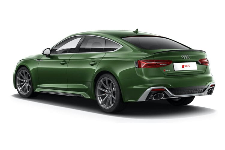 Audi A5 40 Sportback 5Dr 2.0 TFSI 190PS Edition 1 5Dr S Tronic [Start Stop] back view