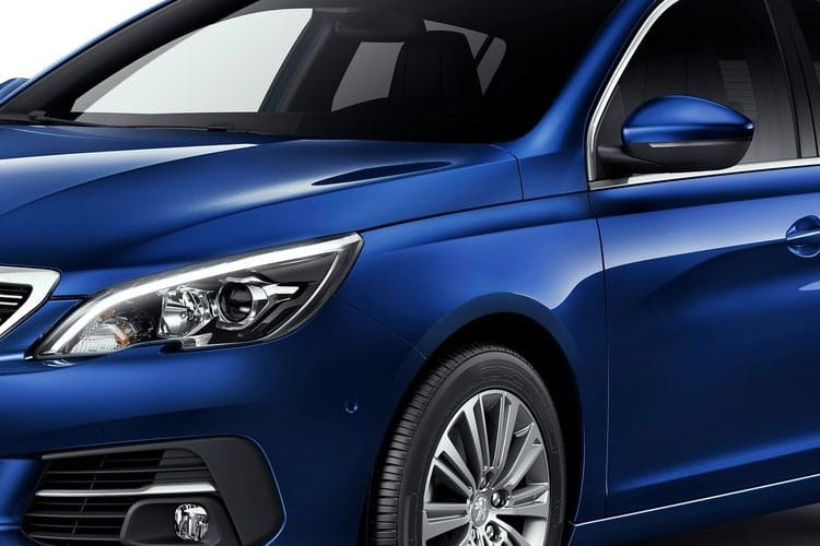 Peugeot 308 SW 5Dr 1.5 BlueHDi 130PS GT Premium 5Dr EAT8 [Start Stop] detail view
