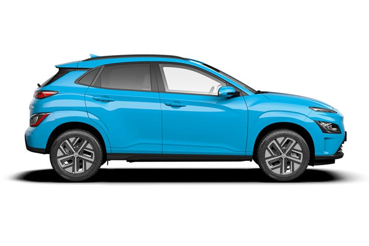 Hyundai KONA SUV Elec 39kWh 100KW 136PS SE Connect 5Dr Auto [10.5kW Charger] detail view