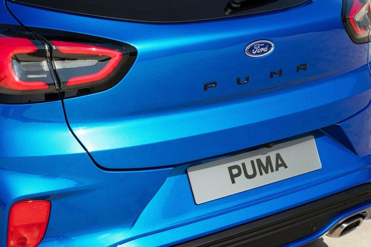 Ford Puma SUV 1.0 T EcoBoost MHEV 125PS Titanium 5Dr Manual [Start Stop] detail view
