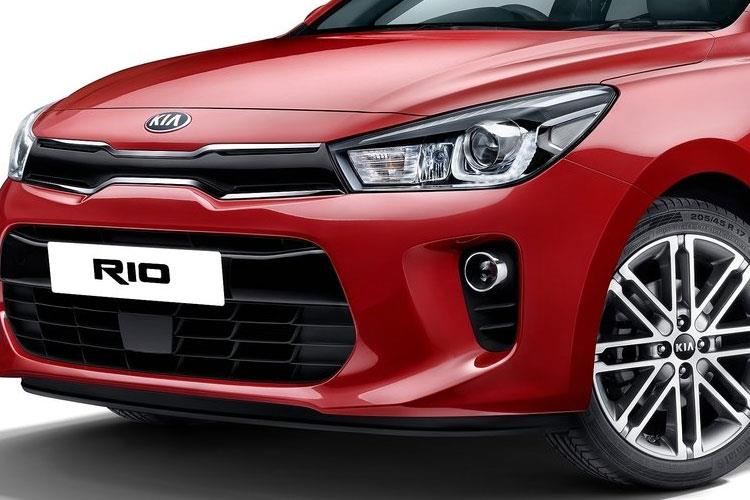 Kia Rio Hatch 5Dr 1.0 T-GDi MHEV 118PS GT Line S 5Dr DCT [Start Stop] detail view