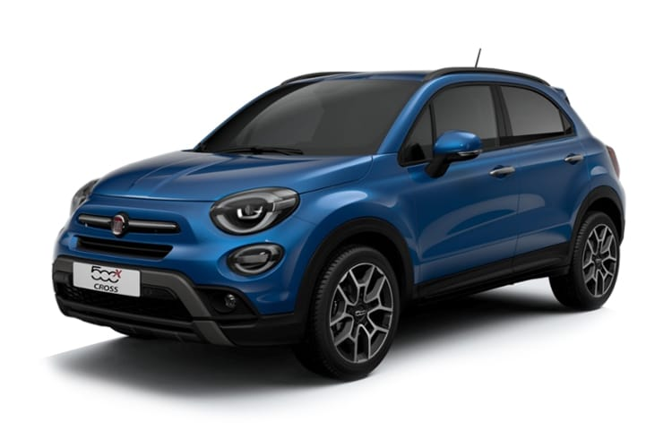 Fiat 500X SUV 1.0 FireFly Turbo 120PS Sport 5Dr Manual [Start Stop] front view