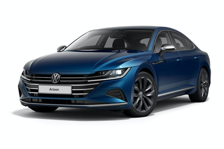Volkswagen Arteon Fastback 5Dr 1.4 TSI PiH 13kWh 218PS R-Line 5Dr DSG [Start Stop] front view