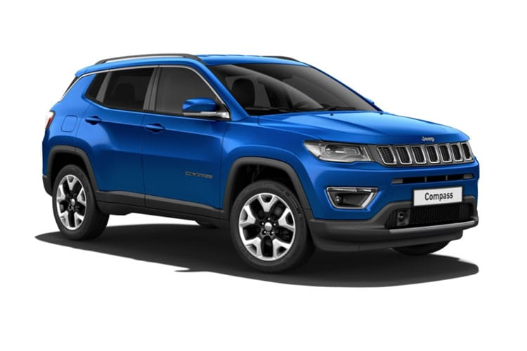 Jeep Compass SUV FWD 1.6 MultiJetII 120PS Limited 5Dr Manual [Start Stop] front view