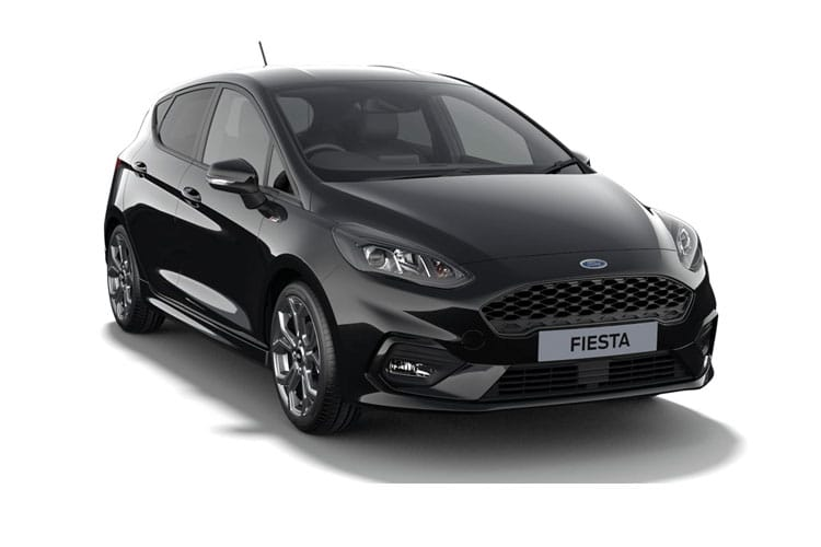 Ford Fiesta Hatch 3Dr 1.0 T EcoBoost MHEV 155PS ST-Line Edition 3Dr Manual [Start Stop] front view