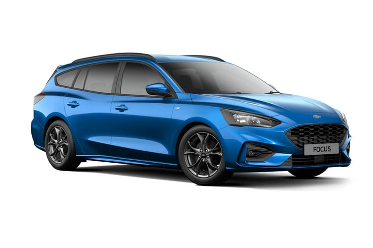 Ford Focus Estate 2.0 EcoBlue 190PS ST 5Dr Manual [Start Stop] front view