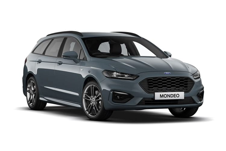 Ford Mondeo Estate 2.0 EcoBlue 150PS ST-Line Edition 5Dr Manual [Start Stop] front view