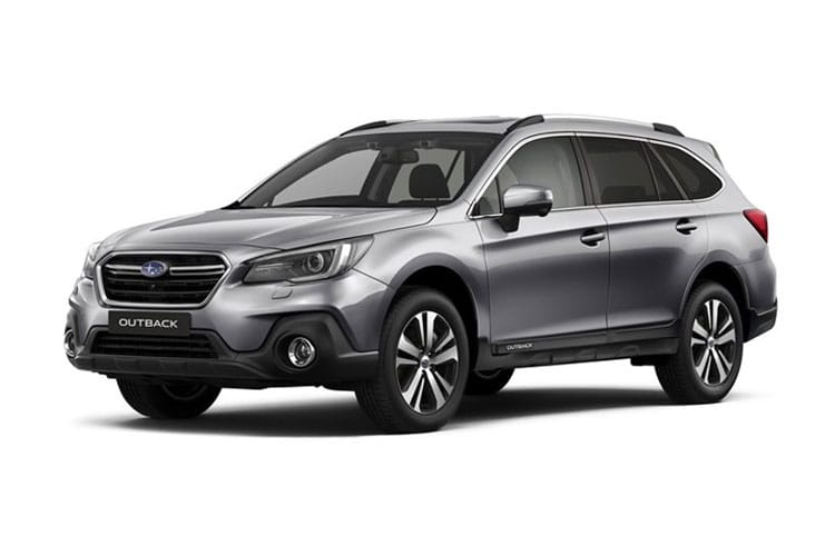 Subaru Outback 5Dr 4WD 2.5 i 175PS SE Premium 5Dr Lineartronic [Start Stop] front view