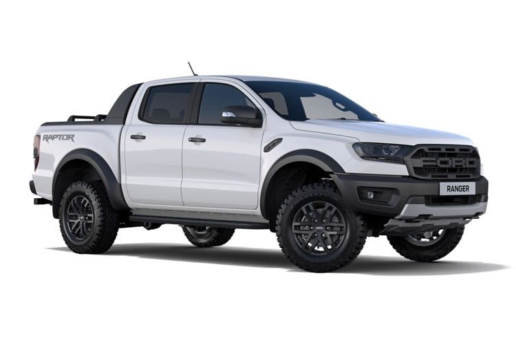 Ford Ranger PickUp Double Cab 4wd 3.2 TDCi 4WD 200PS Wildtrak Pickup Double Cab Manual [Start Stop] front view
