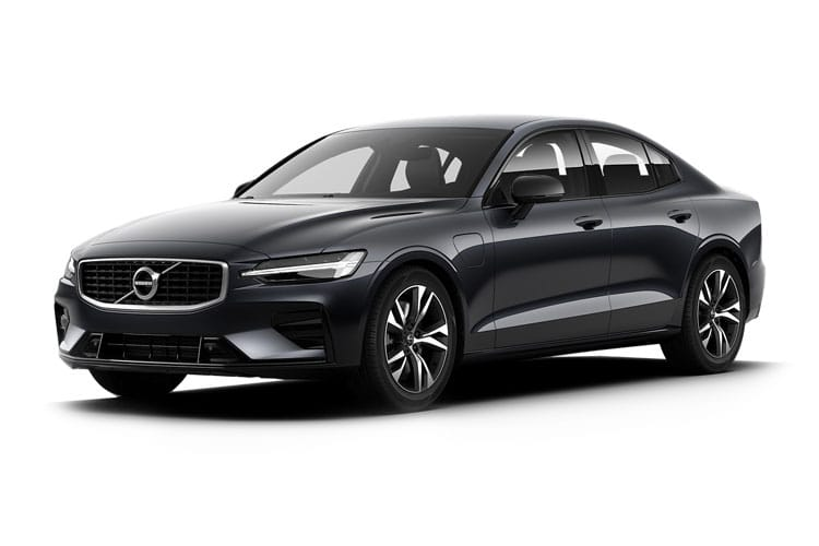 Volvo S60 Saloon AWD PiH 2.0 h T8 11.6kWh 390PS R DESIGN 4Dr Auto [Start Stop] front view