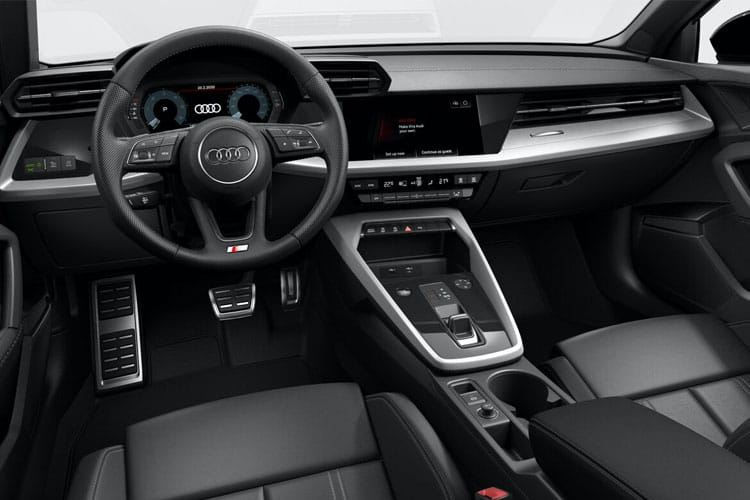 Audi A3 30 Sportback 5Dr 1.0 TFSI 110PS Technik 5Dr Manual [Start Stop] [Comfort Sound] inside view
