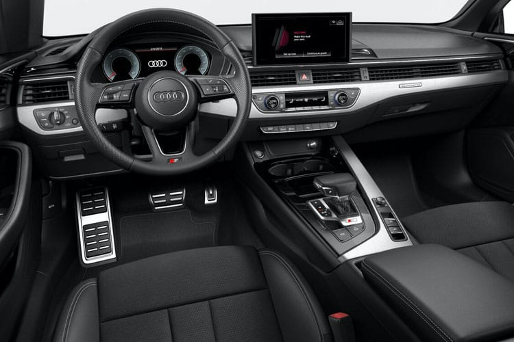 Audi A5 40 Cabriolet 2Dr 2.0 TFSI 204PS S line 2Dr S Tronic [Start Stop] [Comfort Sound] inside view