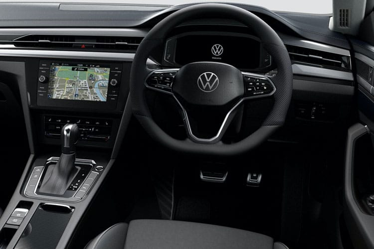 Volkswagen Arteon Fastback 5Dr 1.4 TSI PiH 13kWh 218PS R-Line 5Dr DSG [Start Stop] inside view