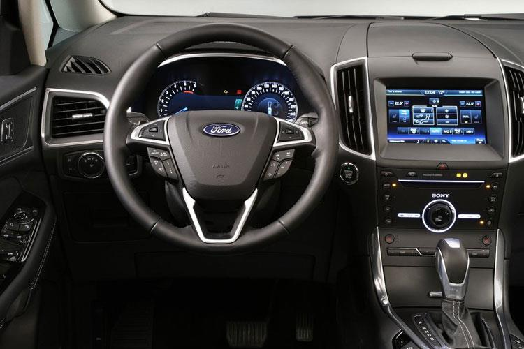 Ford Galaxy MPV 2.0 EcoBlue 150PS Zetec 5Dr Manual [Start Stop] inside view