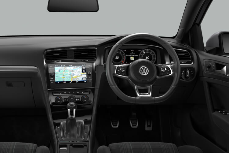 Volkswagen Golf Estate 1.5 eTSI MHEV 150PS Life 5Dr DSG [Start Stop] inside view