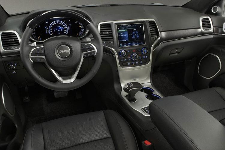 Jeep Grand Cherokee SUV 3.0 MultiJetII 250PS Summit 5Dr Auto [Start Stop] inside view