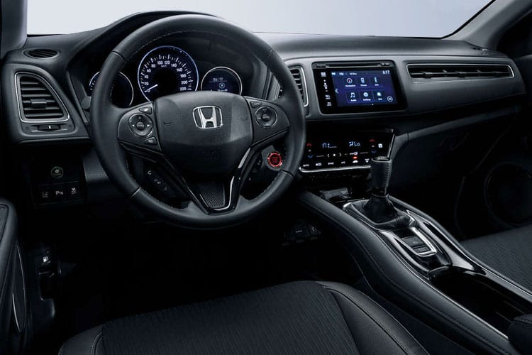 Honda HR-V SUV 5Dr 1.6 i-DTEC 120PS SE 5Dr Manual [Start Stop] inside view