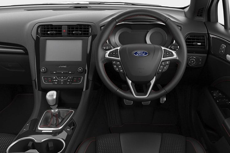 Ford Mondeo Estate 2.0 EcoBlue 150PS ST-Line Edition 5Dr Manual [Start Stop] inside view