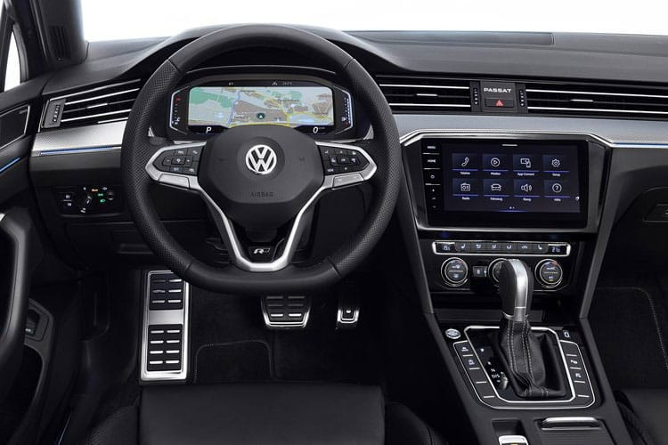 Volkswagen Passat Saloon 1.5 TSI EVO 150PS SEL 4Dr Manual [Start Stop] inside view