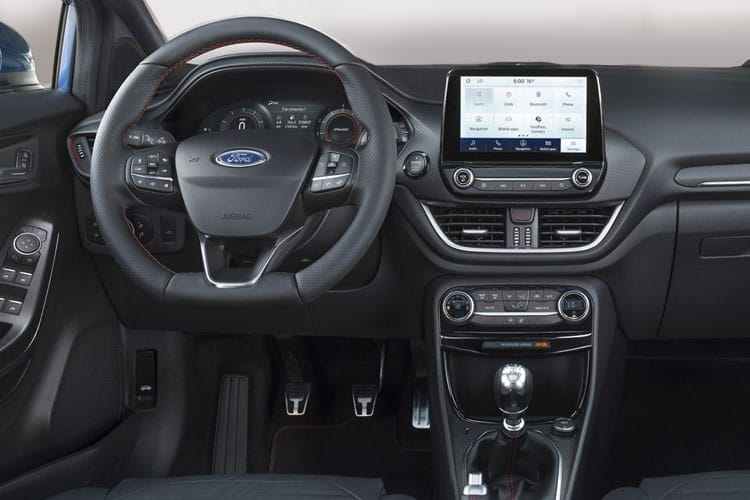 Ford Puma SUV 1.0 T EcoBoost MHEV 125PS Titanium 5Dr Manual [Start Stop] inside view