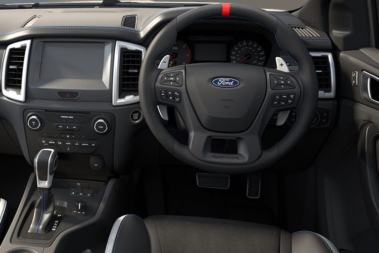 Ford Ranger PickUp Double Cab 4wd 3.2 TDCi 4WD 200PS Wildtrak Pickup Double Cab Manual [Start Stop] inside view
