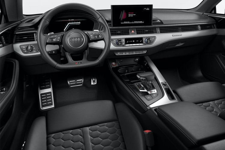 Audi A5 S5 Coupe quattro 2Dr 3.0 TDI V6 341PS  2Dr Tiptronic [Start Stop] inside view