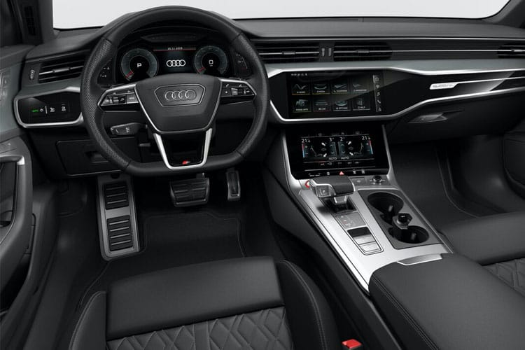 Audi A6 40 Saloon 2.0 TDI 204PS Sport 4Dr S Tronic [Start Stop] inside view