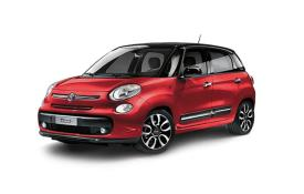 Fiat 500L Hatchback Hatch 5Dr 1.4  95PS Cross 5Dr Manual [Start Stop]