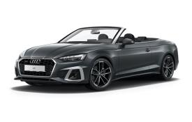 Audi A5 Convertible 40 Cabriolet 2Dr 2.0 TFSI 204PS Sport 2Dr S Tronic [Start Stop]