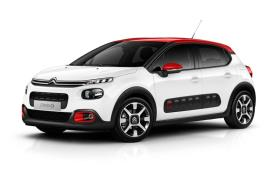 Citroen C3 Hatchback Hatch 5Dr 1.2 PureTech 110PS Flair 5Dr Manual [Start Stop]