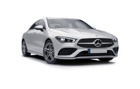 Mercedes-Benz CLA Saloon AMG CLA45 Coupe 4Dr 4MATIC+ 2.0  421PS S 4Dr 8G-DCT [Start Stop]