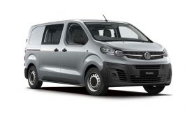 Vauxhall Vivaro Crew Van L2 3100 2.0 Turbo D FWD 120PS Edition Crew Van Manual [Start Stop]