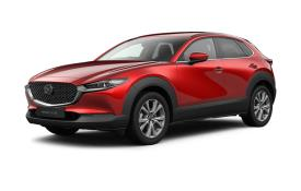 Mazda CX-30 SUV SUV 2.0 e-SKYACTIV X MHEV 186PS GT Sport Tech 5Dr Manual [Start Stop] [Stone Leather]