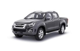 Isuzu D-MAX Pickup Pick Up Extended 4wd 1.9 TD 4WD 164PS DL20 Pickup Double Cab 2Dr Manual [Start Stop]