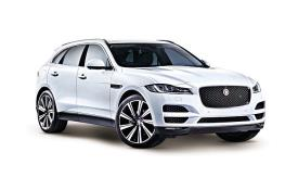 Jaguar F-PACE SUV SUV AWD 2.0 i 250PS R-Dynamic S 5Dr Auto [Start Stop]