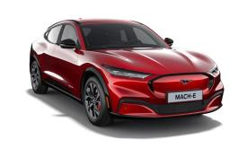 Ford Mustang MACH-E SUV SUV Elec 75kWh 198KW 269PS Standard Range 5Dr Auto