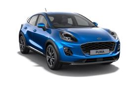 Ford Puma SUV SUV 1.0 T EcoBoost MHEV 125PS Titanium 5Dr Manual [Start Stop]