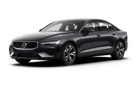 Volvo S60 Saloon Saloon 2.0 B5 MHEV 250PS R DESIGN 4Dr Auto [Start Stop]