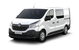 Renault Trafic Crew Van 30 SWB 2.0 dCi ENERGY FWD 120PS Business Crew Van Manual [Start Stop]