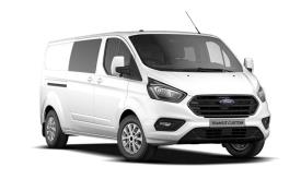 Ford Transit Custom Crew Van 300 L2 2.0 EcoBlue FWD 170PS Limited Crew Van Manual [Start Stop] [DCiV]