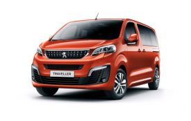 Peugeot Traveller MPV e-Traveller Standard 5Dr Elec 50kWh 100KW FWD 136PS Active MPV Auto [8Seat 11kW Charger]