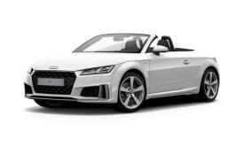 Audi TT Convertible 45 Roadster 2.0 TFSI 245PS Black Edition 2Dr S Tronic [Start Stop] [Technology]